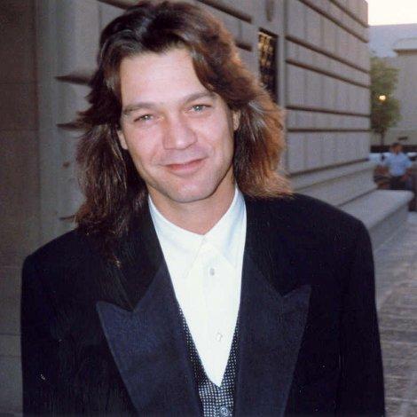 Eddie van Halen deyður