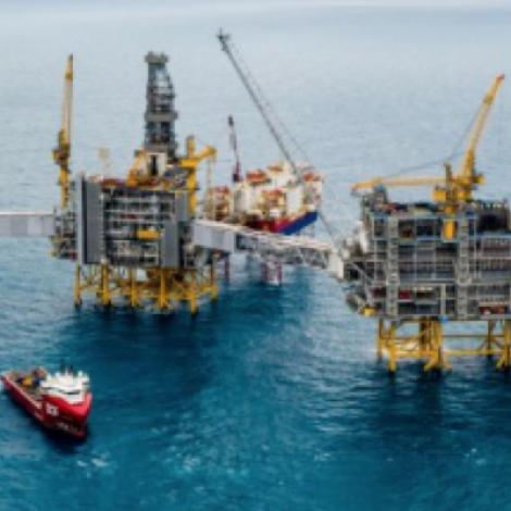 Norska oljuverkfallið av