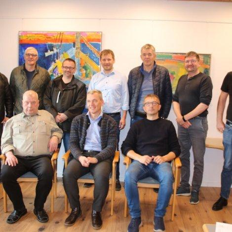 Eysturoyar Røktar- og Ellisheimi fyri umbygging