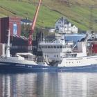 Arctic Voyager hevur landað í Fuglafirði