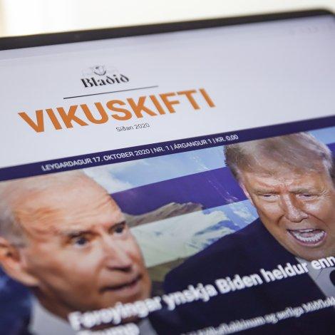Blaðið Vikuskifti verður ókeypis