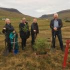 Væleydnaður plantingardagur við Stórá