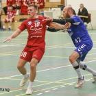 KÍF tekur ímóti Team Klaksvík - Neistin fær StÍF á vitjan (Mynd: Jens Kr. Vang)