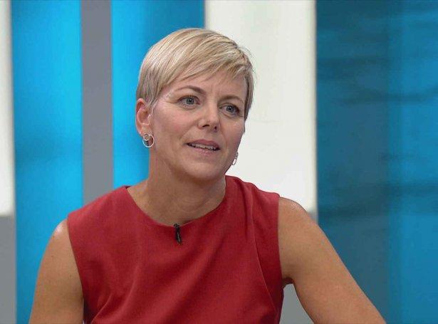 Christine Stabell Benn (Mynd: dr.dk)