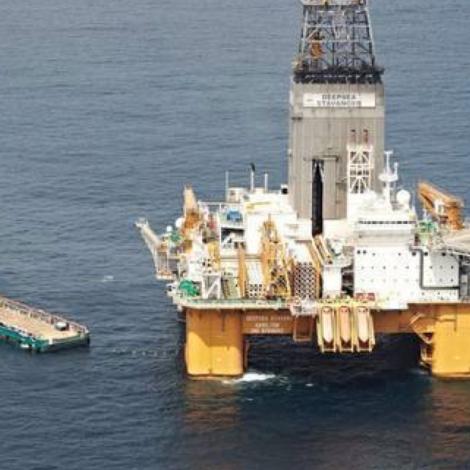 Total finnur risastóra gasskeldu í Suðurafrika
