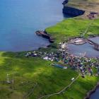 Fýra grundstykkir í Nólsoy til sølu seinnapartin