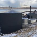Streymur frá biogassi nú eisini í kontaktunum