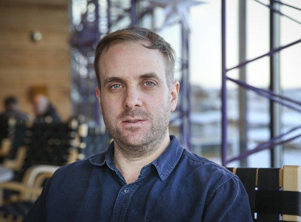 Fred Ruddick, stjóri í Faroe Islands Music Export (Mynd: Jens Kr. Vang)
