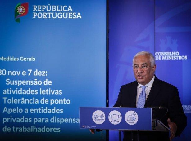 Forsætisráðharrin í Portugal, Antonio Costa.(Mynd: EPA)