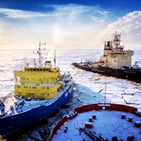 Skipaferðslan í Arktis økist hóast korona