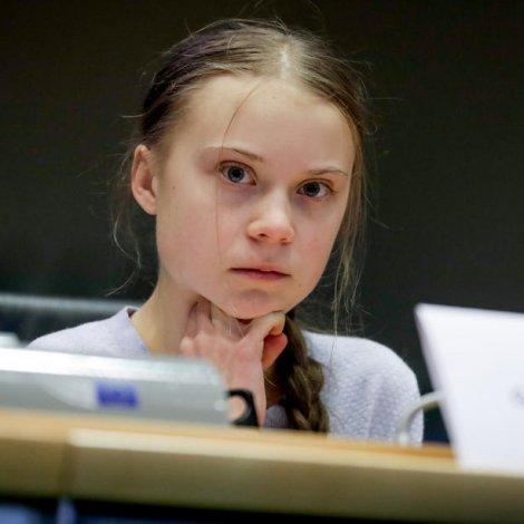 Greta Thunberg: Veðurlagsráðstevna í Glasgow eigur at verða útsett