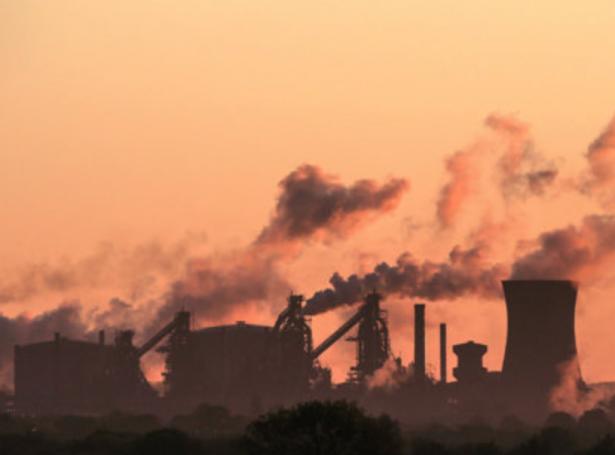 Í ES er semja um at minka um CO2 útlátið við 55% í 2030