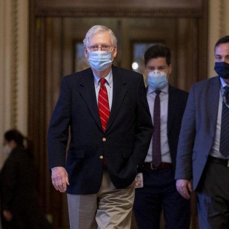 USA: Kongressin funnið semju um hjálparpakka fyri 900 milliardir