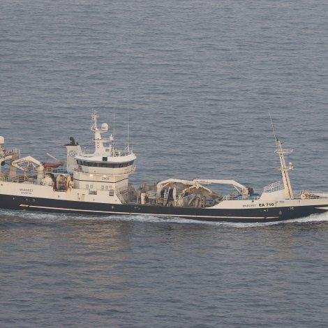 Hava keypt skip at fiska kvotunar hjá Christian í Grótinum