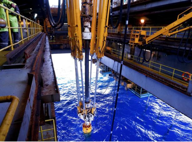 Fimti ár eftir risastóra oljufundið Ekofisk hevur sama felagið, amerikanska Phillips Petroleum, gjørt størsta fundið á norska landgrunninum í ár.