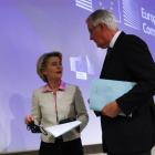 ES-toppfólk nøgd við Brexit avtaluna