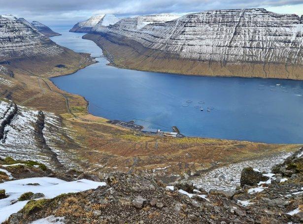 Norðtoftir og Hvannasund