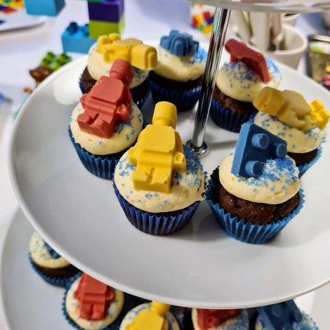 Uppskrift: Lego koppakøkur