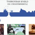 Tvøroyrar kvøld- og ungdómsskúli fingið nýggja heimasíðu