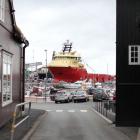 Shipping ein týðandi útflutningsvinna fyri føroyska búskapin