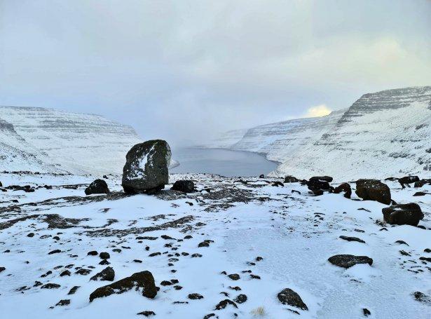 Árnafjørður sæddur av Køtlunum