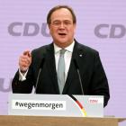 Armin Laschet nýggjur formaður í CDU