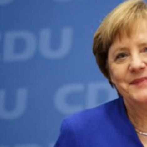 Merkel vil hava fund við Biden um orkusamstarv við Russland