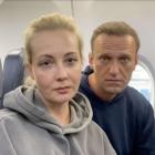 Navalnyj innlagdur