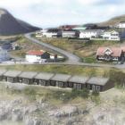 Fara at byggja sjey íbúðir á Eiði