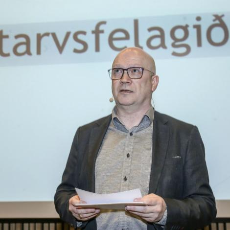Starvsmannafelagið broytir navn til Starvsfelagið