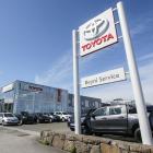 39 prosent av seldu Toyota-bilunum í 2020 vóru hybrid