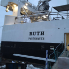 Ruth seld til Russlands