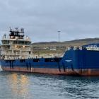 Úr Norðsjónum til Føroya at skifta manning
