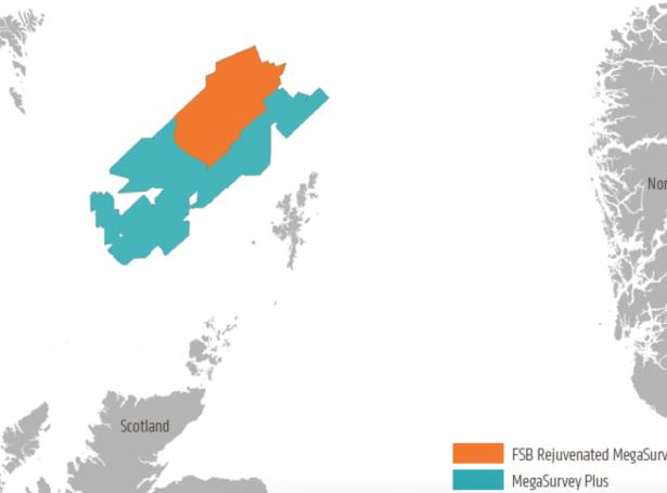 8000 ferkilometra økið eystan fyri Føroyar, sum nú kemur undir aftur sjóneykuna. Eitt hitt fremsta seismikkfelagið í heiminum, PGS, fer nú undir at tulka data frá økinum av nýggjum, eitt nú í basaltøkjum nær Føroyum.
