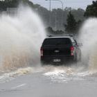 Ógvusligt regn í Avstralia