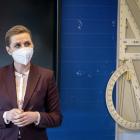 Danmark letur spakuliga uppaftur