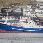 Pison komin á Klaksvík