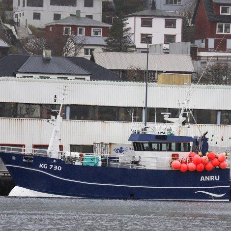 Fleiri landingar í Klaksvík í dag