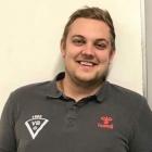 Rasmus Stensgaard kom til Vágs fyri fyrstu ferð í 2017 - í summar kemu hann aftur og skal komandi trý árini royna at menna felagið Mynd: sudurras.fo