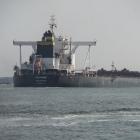 Øll skipini sloppin ígjøgnum Suez-veitina