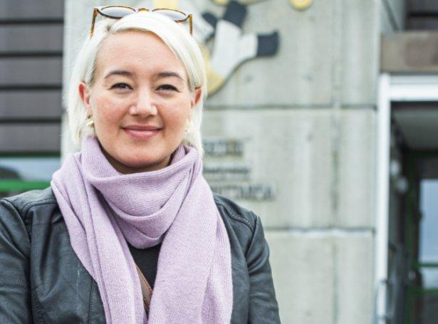 Charlotte Ludvigsen, IA, kann halda fram sum borgarstjóri í størstu kommununi í Grønlandi, Kommuneqarfik Sermersooq (Mynd: Sermitsiaq)
