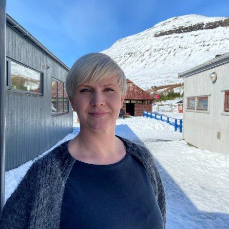 Bjørg Rasmusardóttir nýggjur leiðari í Fjallafípuni