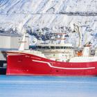 Íslendsk skip hava eisini góðan fiskiskap í føroyskum sjógvi