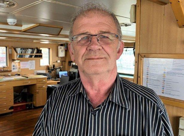 Svenning Kjærbæk úr Vági (Mynd: Føroyska Sjómansmissiónin)