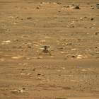 Søgulig løta: Lítla tyrlan fleyg á Mars
