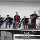 Harmonikutónleikur setur dám á Bátafestivalin á Toftum