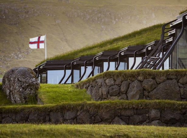 8. mai eru 38 ár síðani, at Norðurlandahúsið varð sett á stovn