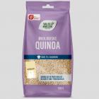 Afturkalla vistfrøðiligt quinoa