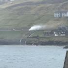 Her er lekin í Klaksvík
