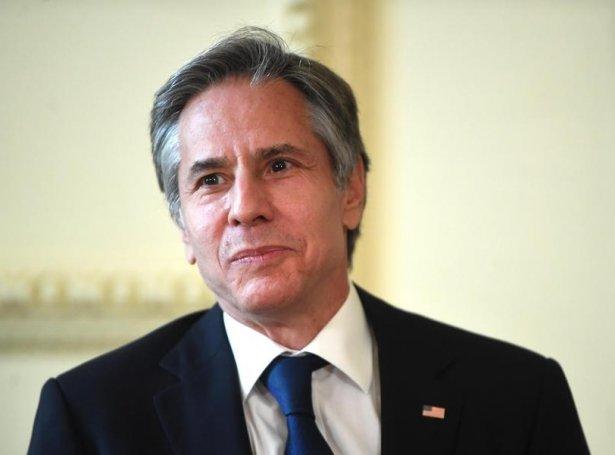 Antony Blinken (Mynd: EPA)